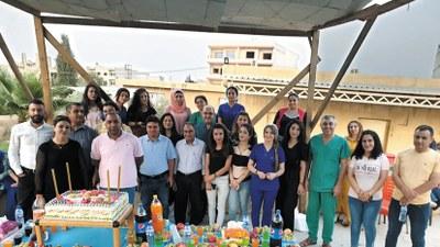 Trotz Militärinvasion – die ICOR-Klinik in Kobanê arbeitet weiter