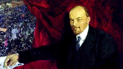 Warum eine Lenin-Statue im Jahr 2020 perfekt nach Gelsenkirchen gehört!