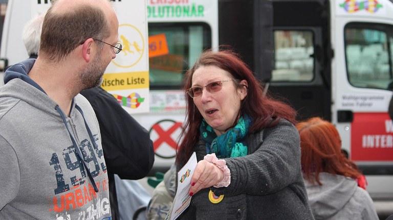 MLPD hat Beteiligungsanzeige für Neuwahlen in Thüringen abgegeben –  und die Landeswahlleitung wollte es nicht annehmen