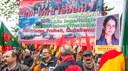 MLPD protestiert gegen die Angriffe auf die kurdische Freiheitsbewegung