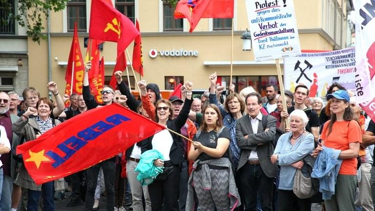 Offene politische Krise und Neuwahlen in Thüringen