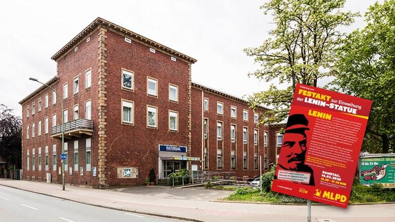 Kultursaal Horster Mitte ist seit heute wieder uneingeschränkt geöffnet!