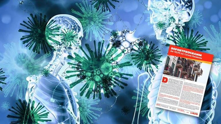 Sofortprogramm der MLPD zur Corona-Pandemie