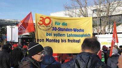 Tarifrunden 2020: Gewerkschaftliche Kampfkraft in polarisierten Zeiten entfalten