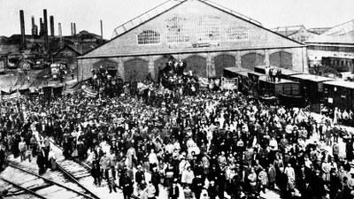 War die Oktoberrevolution ein Putsch?