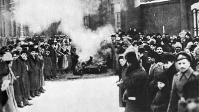 Was wurde aus der Februarrevolution 1917?