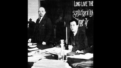 Wie der deutsche Kaiser 1917 einmal eine Revolution kaufte …