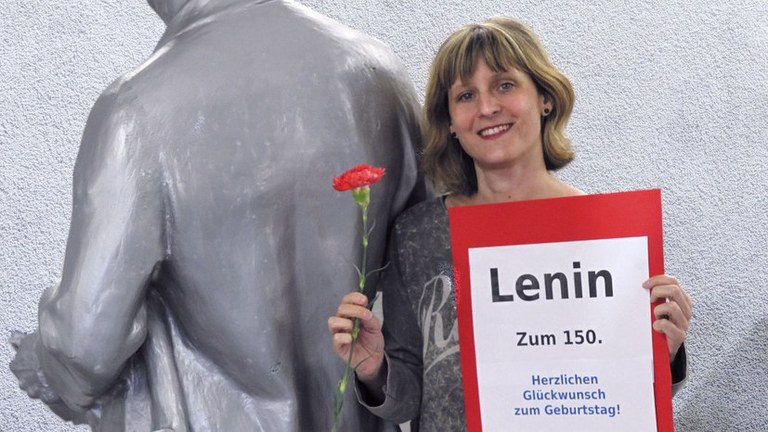 """Happy Birthday Lenin"""