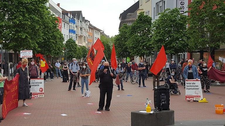 Jede wirkliche Befreiung war und ist nur im Kampf gegen den Antikommunismus möglich
