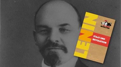 """Lenin: """"Jedweder Staat ist 'eine besondere Repressionsgewalt' gegen die unterdrückte Klasse""""*"""