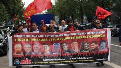 MLPD fordert Freispruch für die zehn türkischen Marxisten-Leninisten statt Gesinnungsurteil