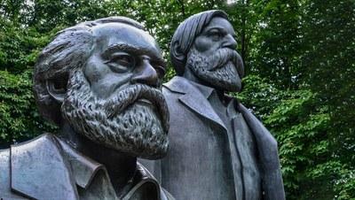 Karl Marx – ein Rassist? Von wegen!