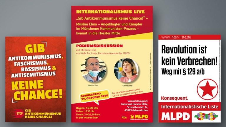 Müslüm Elma: Ein unbeugsamer Kämpfer gegen den Antikommunismus