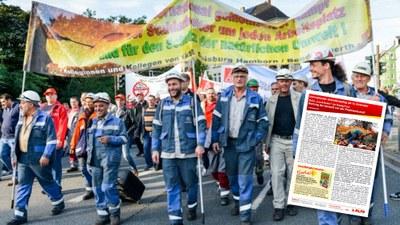 """""""Kein 'Lockdown' im Kampf zur Rettung der Umwelt vor der Profitwirtschaft"""""""
