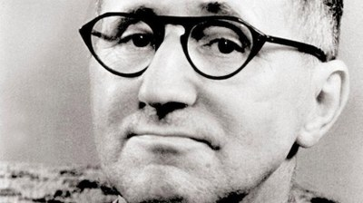 Bertolt Brecht - Resolution der Kommunarden