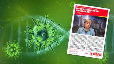 Merkel's Kniefall vor der Diktatur der Monopole - Diese Regierung ist untragbar!