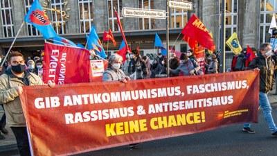 Gib Antikommunismus keine Chance!