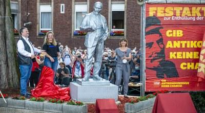 """""""WAZ""""-Gelsenkirchen: """"Ein Jahr Lenin: Bald kommt Marx"""""""