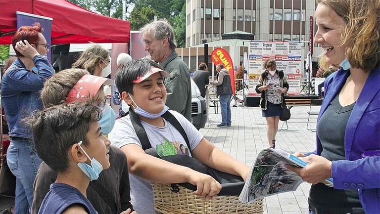 Spendenaufruf der MLPD zur Bundestagswahl