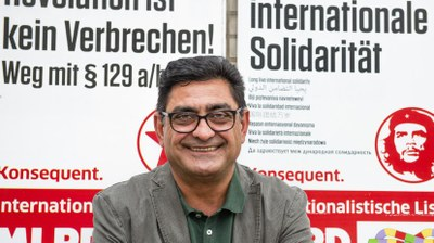 Göçün 60. Yılında  Almanya Genel Seçimlerinde  Enternasyonal Liste-MLPD`yi Destekle!