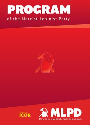 Program of the Marxist-Leninist Party Germany