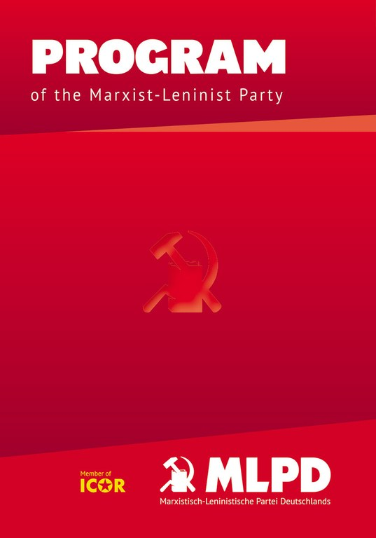 Program of the Marxist-Leninist Party