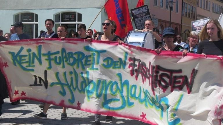 Brutales amenazas de asesinato contra representantes líderes del MLPD en una nueva ola del terror fascista