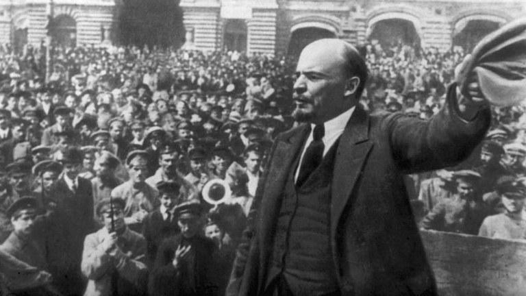 El 20 de junio de 2020, ha llegado el momento: ¡La estatua de Lenin en Gelsenkirchen se revelará!