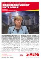 Merkels Kniefall vor der Diktatur der Monopole - Diese Regierung ist untragbar!