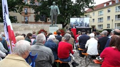 Informations internationales sur le bilan de Buchenwald