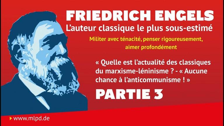 Friedrich Engels – L'auteur classique le plus sous-estimé