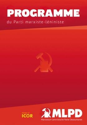 Programme du Parti marxiste-léniniste