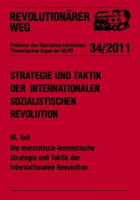 Morgenröte der internationalen sozialistischen Revolution - RW 34