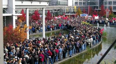 Die gesellschaftliche Entwicklung in Deutschland und das System der kleinbürgerlichen Denkweise