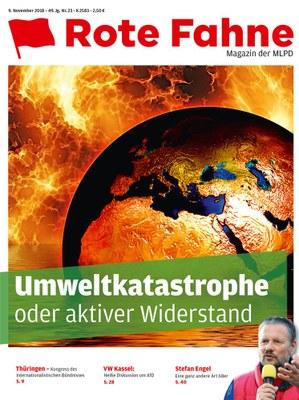 Rote Fahne Magazin 23/2018