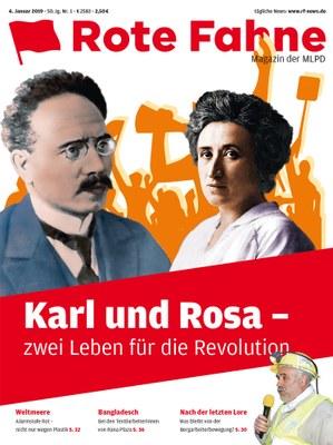 Rote Fahne Magazin 01/2019