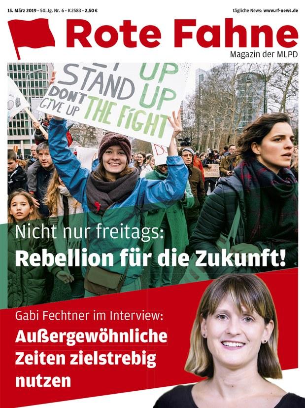 Rote Fahne Magazin 06/2019