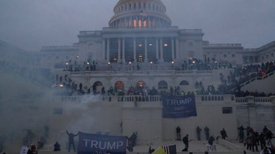 МЛПГ осуждает фашистскую попытку путча в США —  нельзя недооценивать ситуацию!