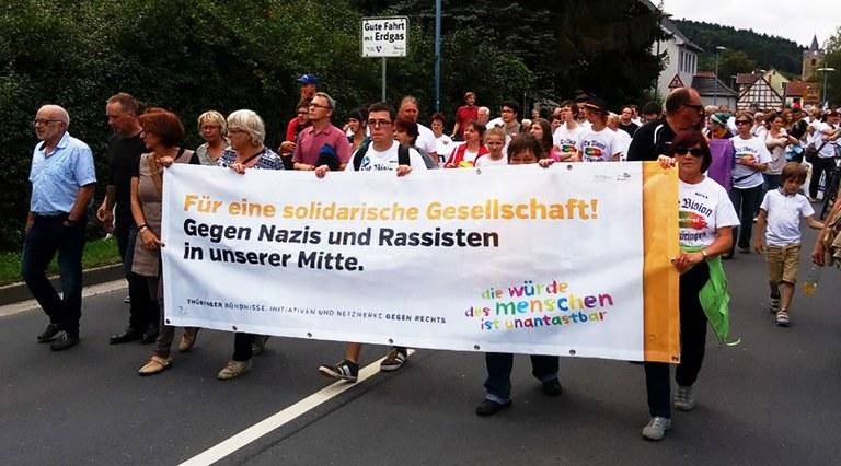 Antifaschistischer Kampf