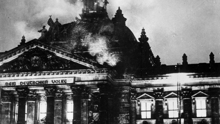Vor 75 Jahren: Reichstagsbrand – Vorwand zur Etablierung der faschistischen Diktatur in Deutschland