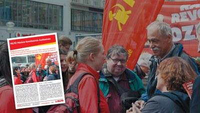 Antikomünizme fırsat verme! MLPD'ye karşı yürütülen kampanyaya son! İlerici toplumsal hareketler ancak saflarındaki antikomünist bölücülere karşı çıktıkça güç kazanır!