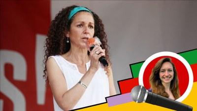 Anke Nierstenhöfer: Politik für Arbeiter*innen nicht für Milliardäre