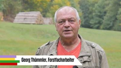 Georg Thümmler: Rettet den Thüringer Wald!