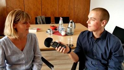 Interview mit Gabi Fechtner