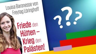 """Louisa Baronesse von Freytag Löhringhoff - """"Adelige"""" Kandidatin in der MLPD?"""