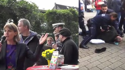 Video dokumentiert Polizeigewalt in Solingen