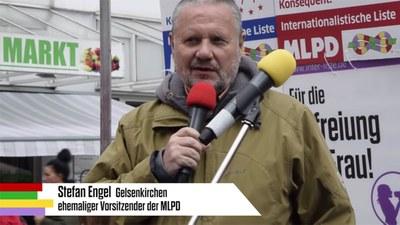 Repressionen gegen die MLPD & was aus dem Sozialismus wurde