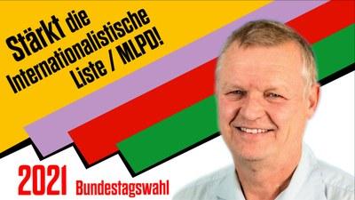 Stärkt die Internationalistische Liste / MLPD