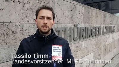 Statement von Tassilo Timm