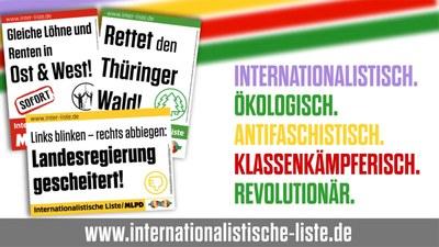 Wahlspot zur Thüringen-Wahl 2019